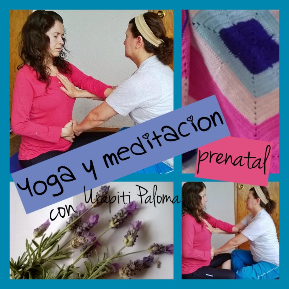 Yoga y Meditación Prenatal