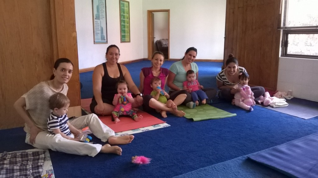 Grupo Mami-baby yoga