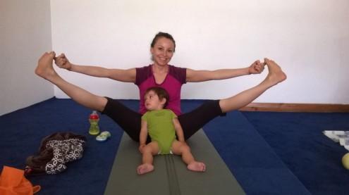 Mami-Baby Yoga