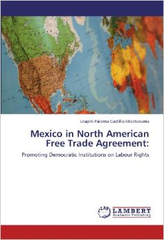Mexico in North American Free Trade Agreement: promoting international labour organizations.