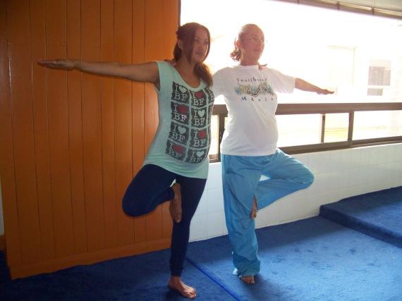 Yoga y Minfulness prenatal