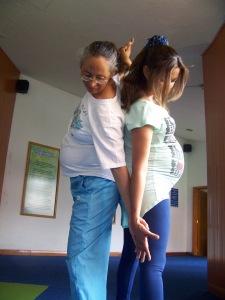 Yoga y Minfulness prenatal con Piiti Paloma