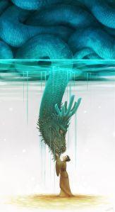 dragon de agua