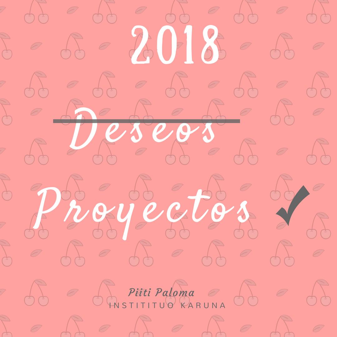 Deseos Proyectos